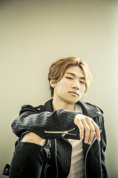 Daesung's Excite Music Interview Photoshoot