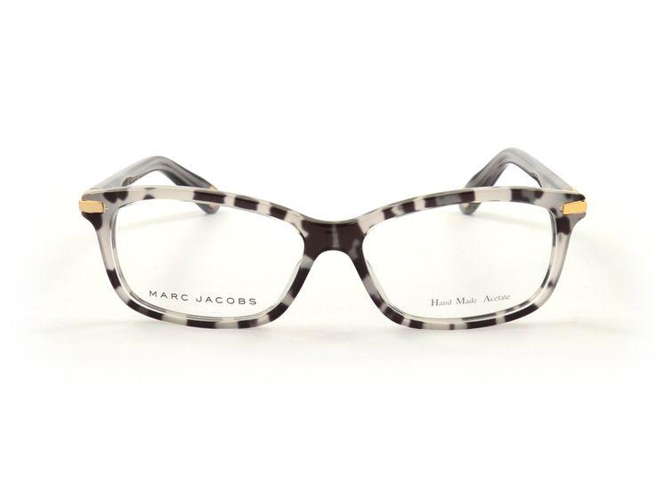 Marc Jacobs MJ 509 ONG 53 Schwarz (Brillen) Brillen online kaufen