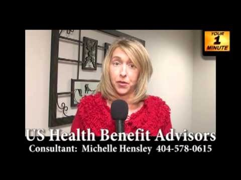 US Health Benefit Advisors Agent - Michelle Hensley Health - Life - Critical Illness  Consultant Michelle Hensley  404-578-0615