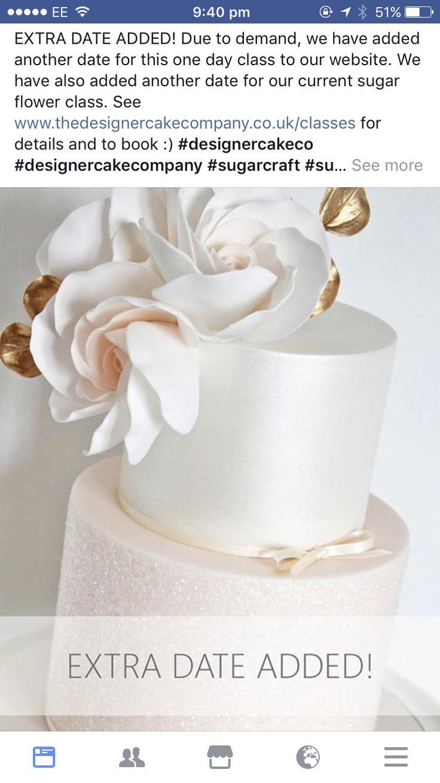 The 67 best Wedding Cakes images on Pinterest | Cake wedding ...