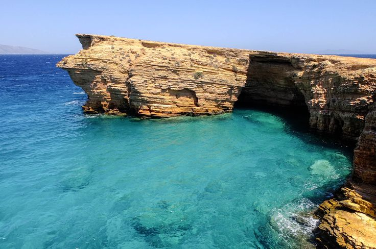 Koufonissi, Pori Aegean Sea, Greece