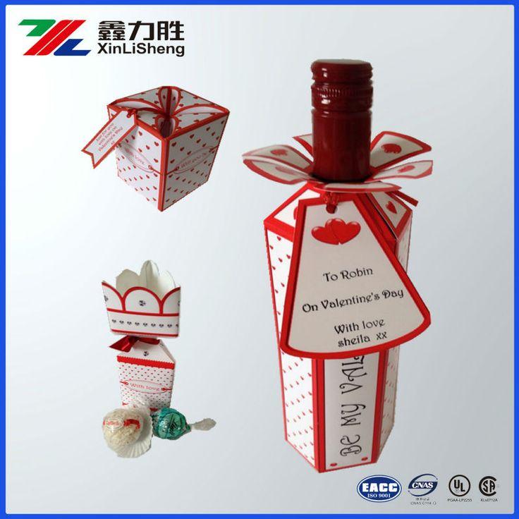 편집 가능한 와인 병 선물 랩 커버, 와인 병 종이 선물 상자, 식품 종이 포장 상자 인쇄-그림-포장 박스 -상품 ID:1718914821-korean.alibaba.com