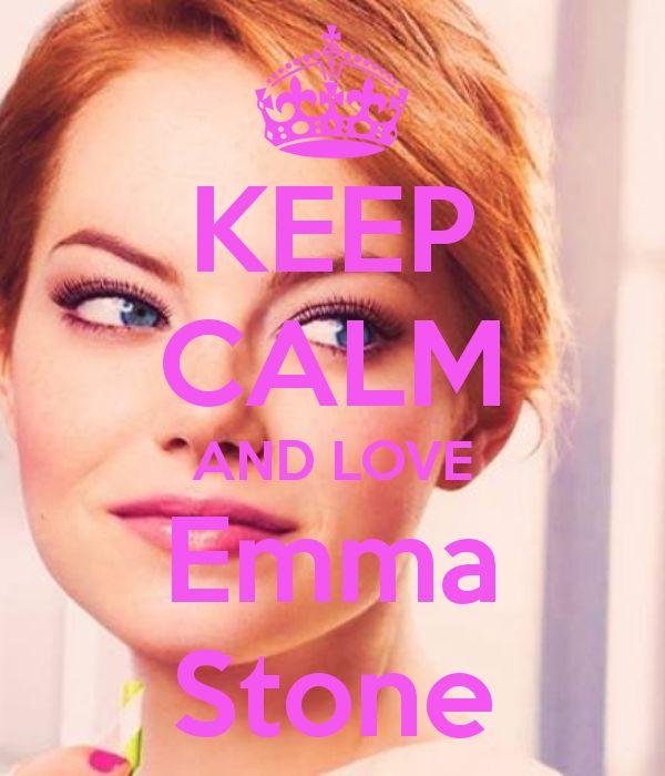 Keep calm: Emma Stone (02)