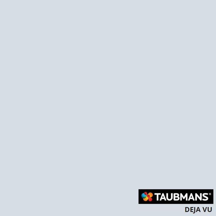 #Taubmanscolour #dejavu