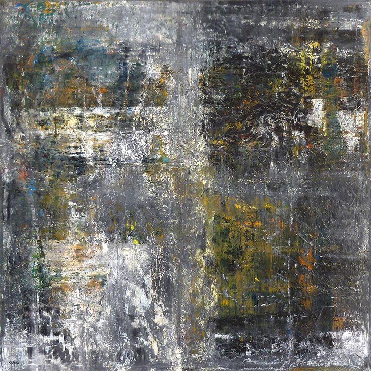 2 horizons par Michel Soulières, artiste présentement exposé aux Galeries Beauchamp. www.galeriebeauchamp.com