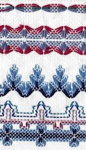 swedish weaving patterns