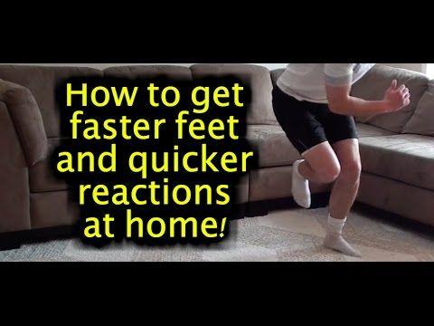 Agility Training At Home ► Agility Exercises ► Progressive Soccer Training - YouTube