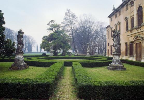 Villa Piovene da Schio, Castelgomberto.