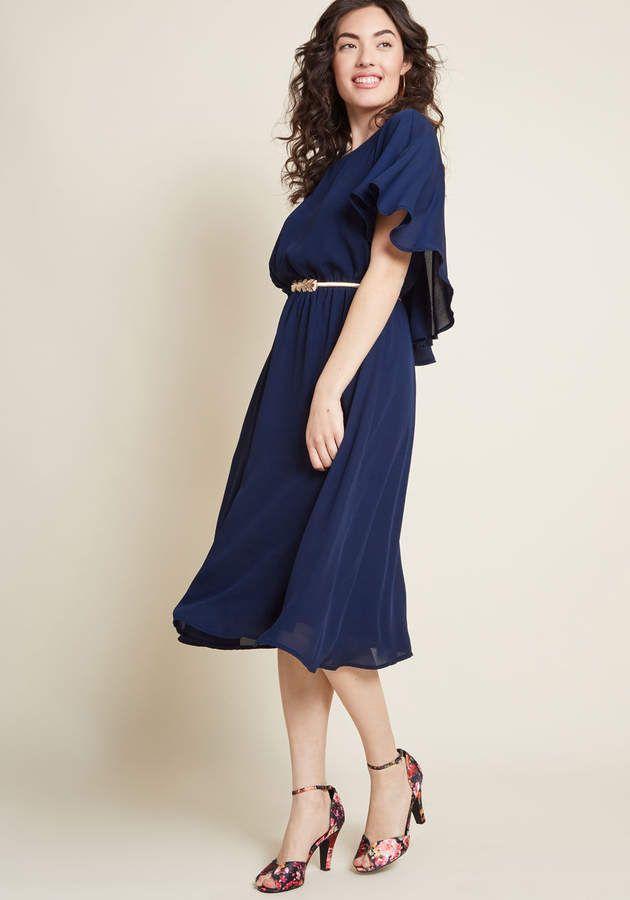 8f3df3ef9b17 Jessy B Stated Sophistication Midi Dress  Stated Jessy Sophistication