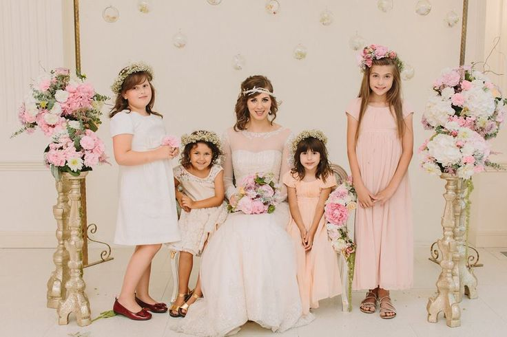 #flower girls