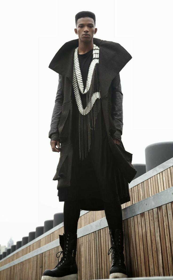 XXl Century. The Future Is Now. | Men's Fashion 21st ...