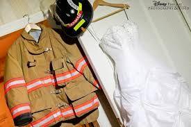 Image result for firefighter gear wedding dress