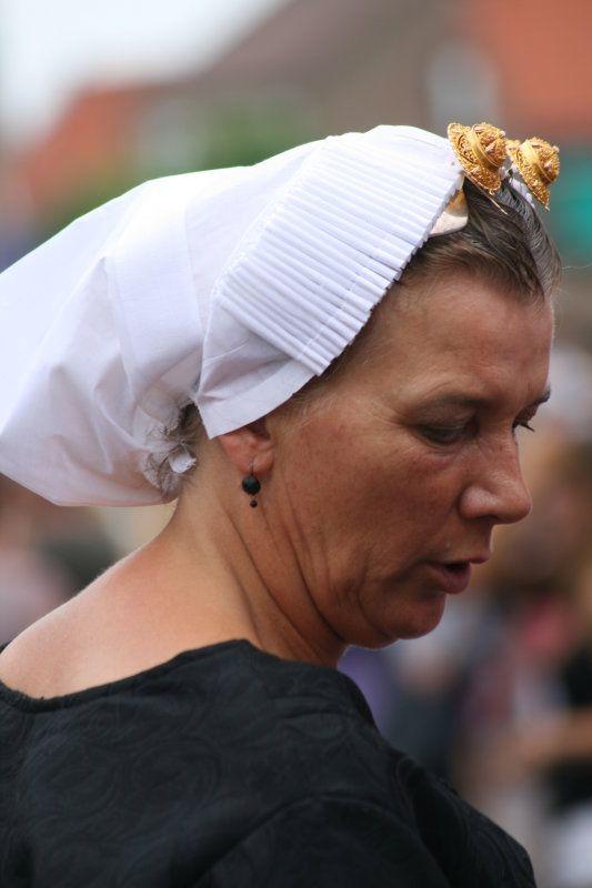 Dutch Traditional Costumes: Scheveningen