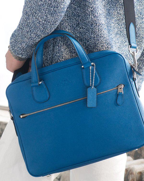 COACH hudson 5 bag in crossgrain leather - Buscar con Google