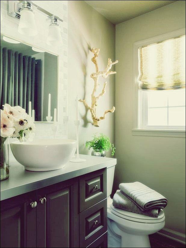 40 Powder Room Ideen Fur Ein Halbes Bad Rustikale Badezimmer Designs Badezimmer Renovieren Und Badezimmer Design