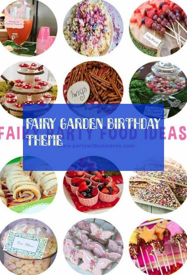 Marchengarten Geburtstagsthema Marchen Garten Geburt Garten