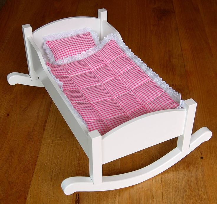 Ana White Diy Baby Doll Bed Easy