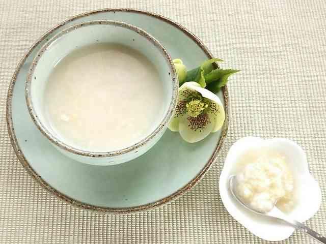 簡単♪発芽玄米でとろり甘麹(甘酒)作り方の画像