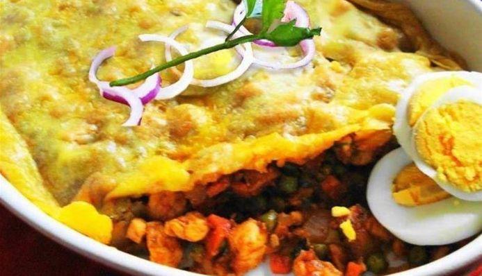 Surinaams eten – Pastei Masterbeef (pastei met zoutvlees voor bij rijst)