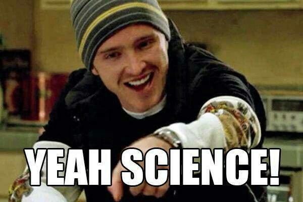 Jesse Pinkman knows what gets the ladies! #science #breakingbad