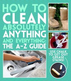 It's about time I found out how to rid of grease stains ~sdm~