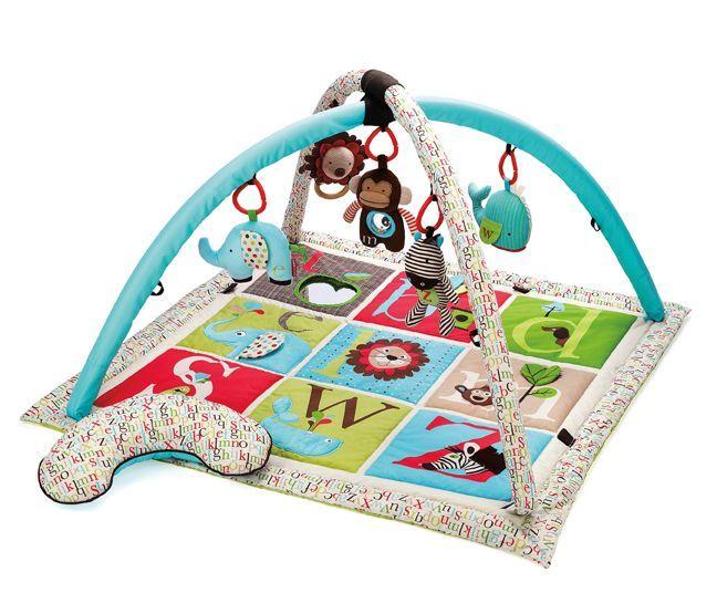 Skip Hop speelkleed Alphabet Zoo Activity Gym (gratis verzending)