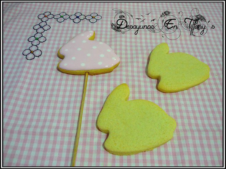 Desayunos en Tiffany´s: Galletas de Pascua (Easter Bunny Cookies)