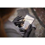 Rękawiczki napoELEGANT  002 czarne CoZabuty R.L