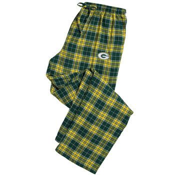 Green Bay Packers Roster Flannel Pant