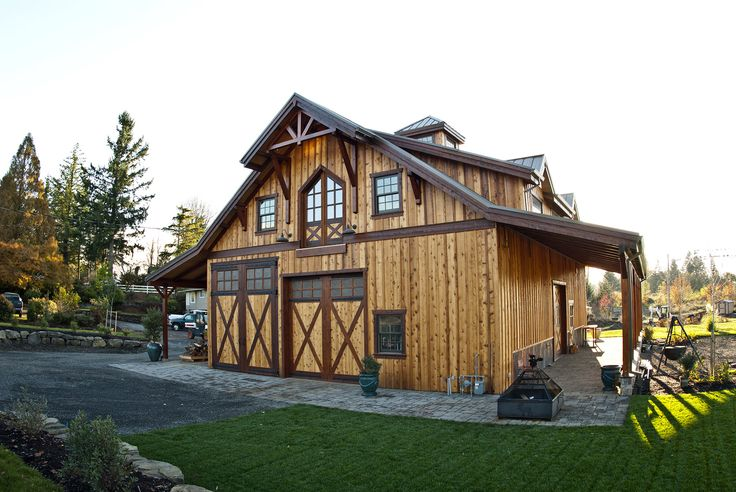 68 Best Barn Homes Images On Pinterest Barn Living Pole