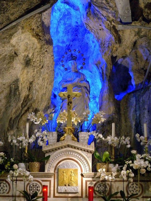 Sanctuaire de Santa Rosalia – Palerme
