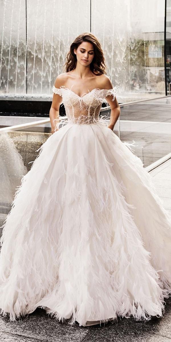 aff2ba1c9264 30 Wedding Dresses 2019 — Trends & Top Designers | Ball Gown & A-line Wedding  Dresses | Wedding dresses, Wedding, Bridal wedding dresses