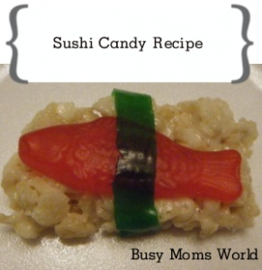 sushi craft....how cute. Great multicultural activity for kids ages 4-5 FA.1.58 Imitate different cultures through art. FA.1.38 Examine art products from different  world cultures.