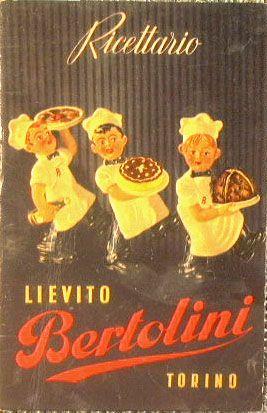 Vintage Italian Posters ~ #Italian #vintage #posters ~ Famoso lievito Bertolini