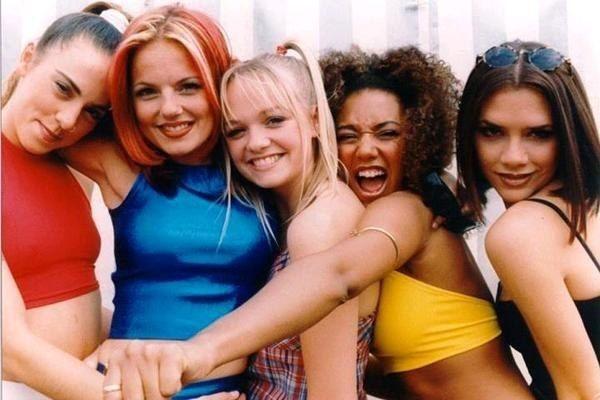 Você sabia todas as músicas das Spice Girls.