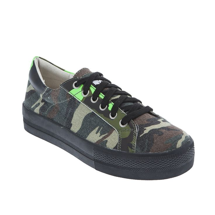 Spring Summer New Collection - Culture Club Green #keepfred #fred #sneakers #shoes #outfit #style #fashion #new #collection #spring #colors #women #casual #sporty #look #army #militaire