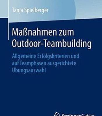 Maßnahmen Zum Outdoor-Teambuilding PDF