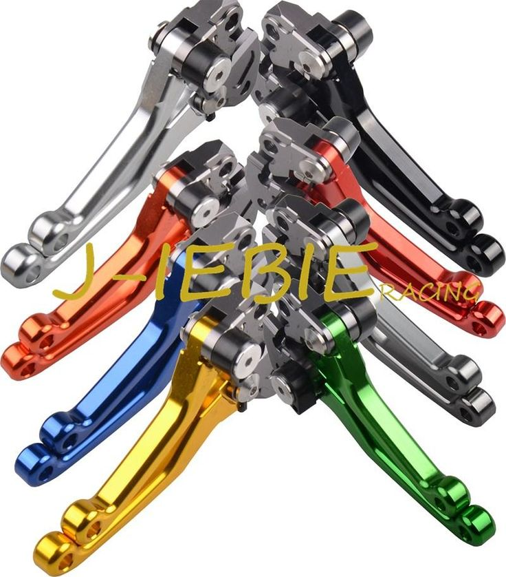 [Visit to Buy] CNC Pivot Foldable Brake Clutch Levers for