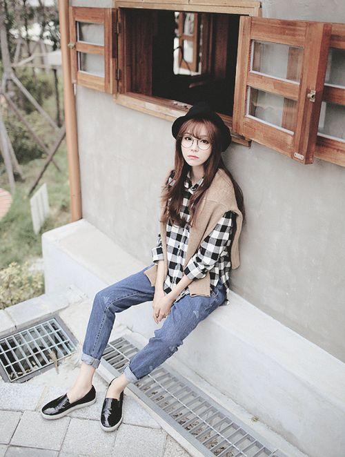Азия, азиатская мода, азиатская девушка, мода, девушка, k-fashion, мода по корейски, Корея, корейская мода, корейская девушка, ulzzang