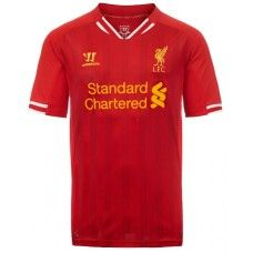 Jersey Liverpool 2013-14 Home Kit / Rp 115,000