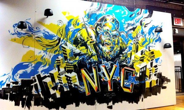 King Kong / Agenda NYC 2013