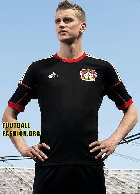 Bayer 04 Leverkusen 2013/14 adidas Home Kit