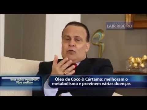 Lair Ribeiro Óleo De Coco & Óleo De Cártamo - YouTube