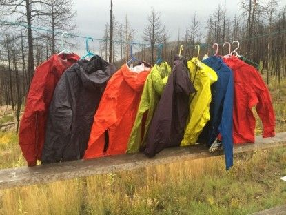 Men's Rain Jacket Reviews - from outdoorgearlab.com. *Check out that Marmot PreCip jacket!*