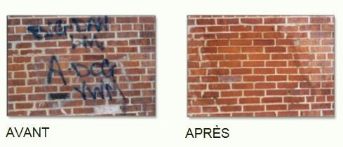 Éco-Graffiti, votre partenaire dans la lutte anti graffiti!