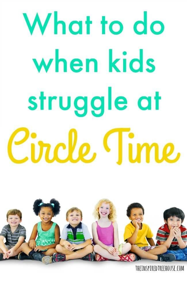 The Inspired Treehouse - Check out some of our best circle time ideas, tips, and strategies to help kids get the most out of this important part of the school day!