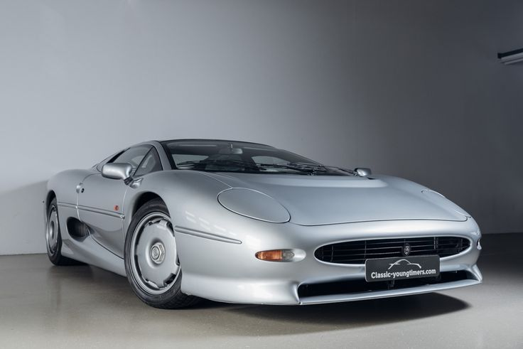 Super Rare Jaguar XJ220S Heading To Arizona Auction | Jaguar Xj220, Cars  And Amazing Cars