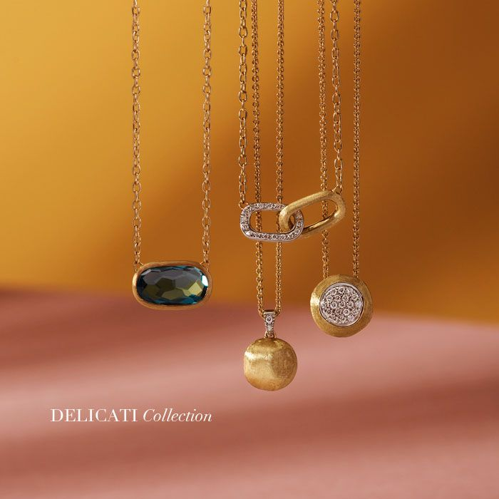 Delicati Collection #fashion #yellowgold  http://www.marcobicego.com/en/jewels/Delicati