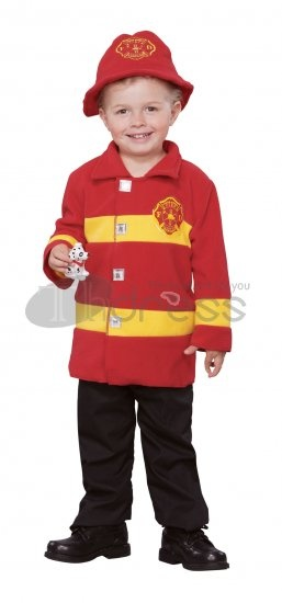 Halloween Costumes For Kids / Halloween Costumes brave little fireman