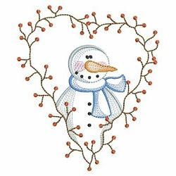 Vintage Snowman 3, 2 - 3 Sizes! | What's New | Machine Embroidery Designs | SWAKembroidery.com Ace Points Embroidery